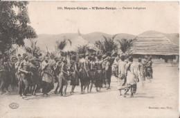 Moyen Congo  M'boko-songo Danses Indigenes - Kongo - Brazzaville