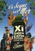 XIÉME SALON DE LA SEYNE  ILLUSTRATEUR M CROSA   LE CINEMA TINTIN TARZAN  CHARLOT - Collector Fairs & Bourses