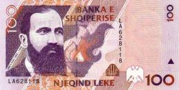 Albanie - Albania 1996 Billet 100 Leke Pick 62 Neuf UNC - Albanie