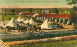 Guerre   -    Camp Du Larzac  -  Vue Générale Des écuries     ,animée       Q1127 - Francia