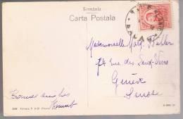 Romenia, For Geneve - 1948-.... Republiken