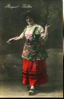 LOTE POSTALES ILUSTRADAS  RAQUEL MELLER CANTANTE -ACTRIZ ESPAÑOLA ZTU. 1900s RARISIMES