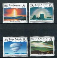 B.A.T. -  Atmosphärische Erscheinungen 1992 (**/mnh) - British Antarctic Territory  (BAT)