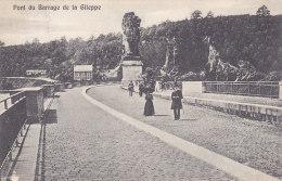 Pont Du Barrage De La Gileppe (animée) - Gileppe (Barrage)