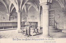 Val-Dieu Lez-Aubel - Salle Du Chapitre (1911) - Aubel