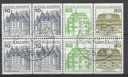 BUND Mi-Nr. MH-Blatt 29 Gestempelt DAUTPHETAL 3563 - BRD