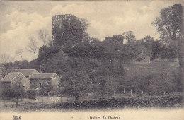 Ruines Du Château (Saive, Legia, 1939) - Blégny