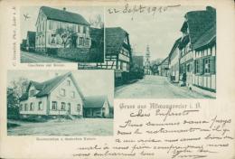 DE SCHWANDORF / Gruss Aus Allmannsweier / - Schwandorf