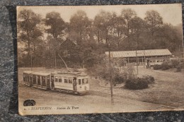 555/ TERVUEREN-Station Du Tram (1922/ - Altri