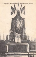 50 - AVRANCHES - Institut Notre-Dame - Autel Principal Chapelle - Avranches