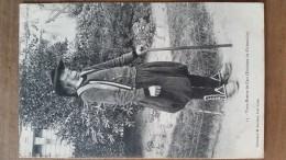 Cast.vieux Breton.costume Breton.  Laurent N °13 - Francia