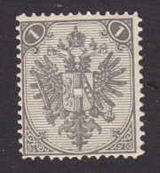 Bosnia, Scott #2, Mint Hinged, Coat Of Arms, Issued 1879 - Bosnia And Herzegovina