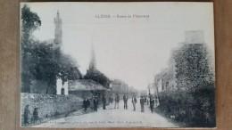 Cleder.route De Plouescat - Cléder