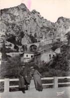 CPSM - Frontière Franco-Italienne - LE PONT SAINT LOUIS - Francia