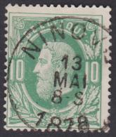 N° 30 - NINOVE  1878 - COBA+4 - 1869-1883 Léopold II