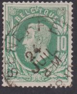 N° 30 - SENEFFE  1880 - COBA+8 - 1869-1883 Léopold II