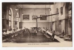 BAYONNE - 64 - Pays Basque - Lycée De Bayonne - Un Réfectoire - Bayonne