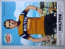 Joseph HUYSMANS Molteni - Cyclisme