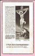 Bidprentje  - MARIA THERESIA HANNES Echtg. Ludovicus HUFKENS - Geel 1891 - Geel Winkelomheide 1949 - Images Religieuses