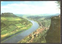 (7391) Königstein - Sächsische Schweiz - Kreis Pirna - Koenigstein (Saechs. Schw.)