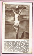 Bidprentje  - DIMPHNA COSTANTIA HUFKENS Echtg. Jan Victor Jozef STERCKX - Geel Winkelomheide 1916 - Geel 1950 - Images Religieuses