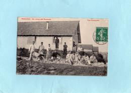 C2208 - PONTARLIER - 25 - Au Camp Des Pareuses - Pontarlier