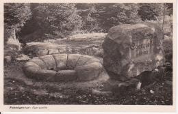AK Fichtelgebirge - Egerquelle - 1932 (24669) - Wunsiedel