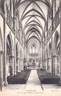 50 - AVRANCHES - La Nef De L´Église Notre-Dame - Avranches