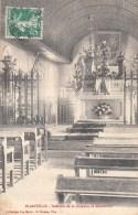 50 - BLAINVILLE SUR MER - Interieur De La Chapelle De Gonneville - Blainville Sur Mer