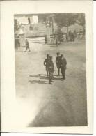 Predazzo (Trento) - Scuola Alpina Guardia Di Finanza, Caserma, Militari, Divise - 1922 - Animata, Nomi Dei Personaggi - Trento