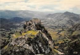 Chateau De ROQUEFIXADE Sur Son Piton Rocheux Bastion De La Religion Cathare En L An 1200(SCAN RECTO VERSO)MA0078 - France