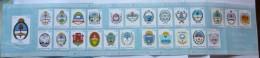 Argentina 2016 ** Carnet  25 Escudos De Las Provincias Argentinas. See Desc. - Libretti