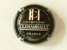 CAPSULE DE CHAMPAGNE  - CLERAMBAULT - 15a - Champagne