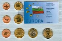 Kursmünzensatz Bulgarien KMS Euro Probe Mit Zertifikat - Bulgarie