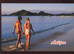 CPM Antigua A Sunset How Romantic - Antigua & Barbuda