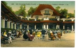 62 : LE TOUQUET-PARIS PLAGE - CASINO DE LA FORET, PENDANT LA MUSIQUE (LL) - Le Touquet