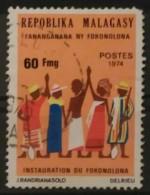 MADAGASCAR 1974. USADO - USED. - Madagascar (1960-...)