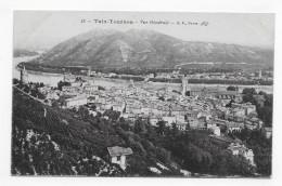 TAIN TOURNON - N° 18 - VUE GENERALE - CPA NON VOYAGEE - France