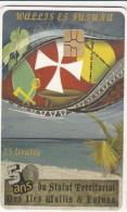 Wallis And Futuna - 50 Years Of The Territorial Status - WAF-44 - Wallis And Futuna