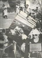 7 CARTOLINE C.O.S.P.E. EL SALVADOR HONDURAS - Cartoline