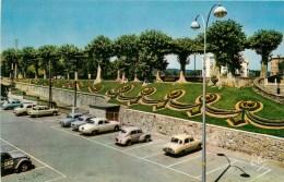 CPSM Dax-Les Beaux Jardins Sur Les Remparts   L2187 - Dax