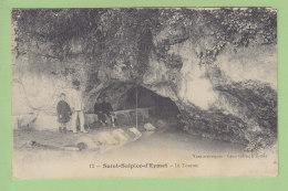 SAINT SULPICE D'EYMET : Le Touron . St. 2 Scans. Edition Gillet - Autres Communes