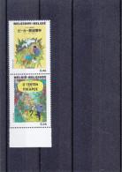 Bandes Dessinées - Tintin - Belgique - Timbres De 2007 ** - MNH - Temple - Chien - Belgique
