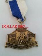 .medal - Medaille - Medaille : W.V Kwiek - Leiden 1957-1967 - Netherland