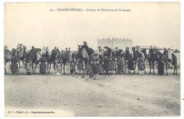 Algérie - Colomb-Bechar - Groupe De Méharistes De La Saoura - Algérie