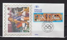 "FRANCE 2000 : Enveloppe 1er Jour "" J.O. 2000 DE SYDNEY "" N° YT 3340A. Parfait état. FDC - Summer 2000: Sydney"