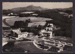 64) HENDAYE - HAICABIA - VUE SUR HAICABIA - DANS LE FOND LA RHUNE ESPAGNOLE  - (OBLITERATION DE 1966 - 2 SCANS) - Hendaye