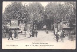 AVIGNON - Avenue De La Gare - Avignon