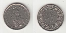 SUISSE 2 FRS 1977 - Suisse