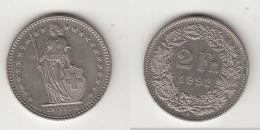 SUISSE 2 FRS 1992 - Suisse